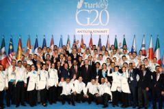 Cumhurbaşkanı Erdoğan'dan Fotoğraflı G20 Teşekkürü
