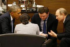 Putin Ve Obama'nın 20 Dakikalık Görüşmesinde Neler Konuşuldu?