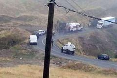 Şırnak'ta Trafik Kazası: 7 Asker Yaralı