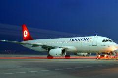 Pınar Karşıyaka Takımını Taşıyan THY Uçağı Zorunlu İniş Yaptı