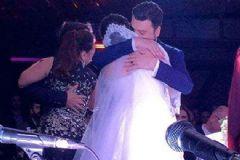 Ünlü Çift Evlendi, Kenan İmirzalıoğlu Düğünü Coşturdu