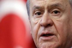Bahçeli: 'Paris'e Ağlaşanlar, Türkmen Kıyımına Susuyor'