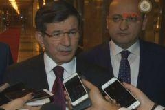 Başbakan Davutoğlu'ndan Yeni Kabine Açıklaması