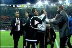 Şenol Güneş'ten Sivasspor Yedek Kulübesine Küfür