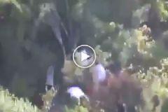 Suriye Sınırında Düşürülen Uçağın Pilotu Türkmenler Tarafından Yakalandı