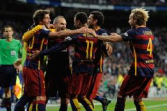 Barcelona Roma'yı 6-1 Mağlup Etti