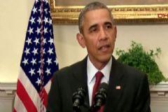 Obama, ''Şu Anda ABD'de Terör Tehdidi Yok''