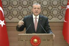 Erdoğan'dan DAİŞ Petrolü İddialarına Sert Cevap