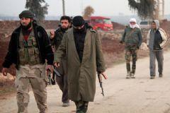 Kilis'te 8 IŞİD Militanı Yakalandı