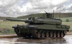 Türk Tanklarına Roket Kalkanı