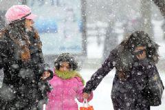 Meteoroloji'den 17 İl İçin Yoğun Kar Yağışı Uyarısı