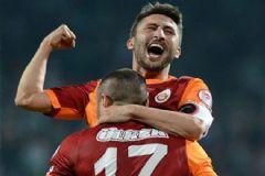 Galatasaray Sabri'ye Yol Gösterdi Mi?