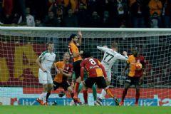 Galatasaray: 3 Bursaspor: 0
