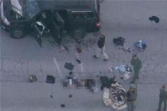 IŞID 'San Bernardino' Katliamını Üstlendi