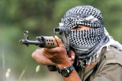 Şırnak'ta PKK'ya Hava Harekatı