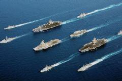 Akdeniz'de Savaş Gemisi Yoğunluğu