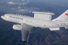 'Havadan İhbar Kontrol Uçağı'nın Dördüncüsü Teslim Edildi