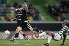 Sporting Lizbon: 3 Beşiktaş: 1