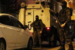 İstanbul Okmeydanı'nda Terör Operasyonu