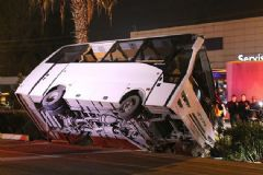 Antalya'da Trafikte Taciz: 19 Yaralı