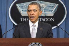 Obama: Sınır'da Türkiye ile Çalışıyoruz