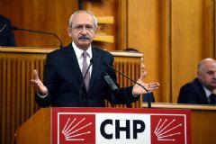 Kılıçdaroğlu Grup Toplantısında Hükümete Yüklendi