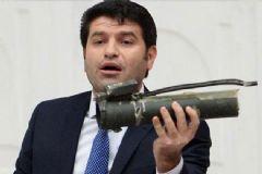 HDP Milletvekili Aslan Kürsüye Roketatar ve Bazuka ile Çıktı