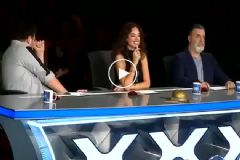 Yetenek Sizsiniz Türkiye'de Yarışmacı El Hareketi Yaptı