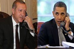 Obama Erdoğan'dan Türk Askerlerinin Çekilmesini İstedi