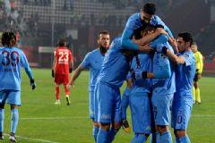 Trabzonspor: 3 Antalyaspor:0