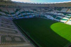 Timsah Arena Bursa Büyükşehir Stadyumu Açılıyor