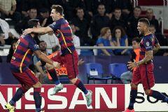 2015 FIFA Kulüpler Dünya Kupası'nın Sahibi Barcelona