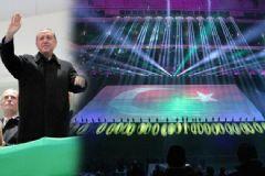 Recep Tayyip Erdoğan Timsah Arena'yı Açtı