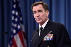 ABD: Suriye'de Yaşanan Soruna Askeri Bir Çözüm Olmayacak