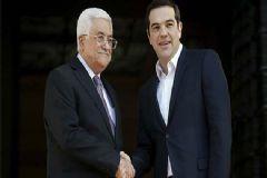 Yunanistan Filistin'i Resmi Olarak Tanıdı