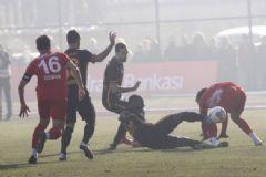 Galatasaray: 2 Kastamonu: 1