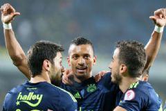 Fenerbahçe: 4  Antalyaspor:2 Ziraat Türkiye Kupası Maç Sonucu
