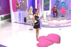 Evleneceksen Gel'de Erotik Oryantal Dans
