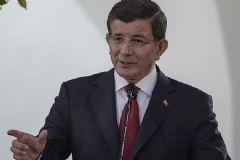 Başbakan Davutoğlu: 'Hiç Kimsenin Önünde El Pençe Durmadım'