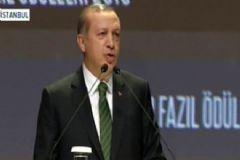 Erdoğan: Bizim Farkımız İşgal Değil İhya, Yağma Değil Fetihtir