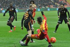 Kayserispor: 1 Galatasaray: 1