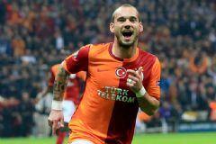 Sneijder Bu Sezonu Kapatabilir!