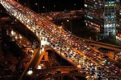 İstanbul'un Trafik Çilesi % 90'ı Buldu