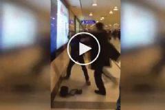 Ersin Korkut'a Havalimanında Saldırı