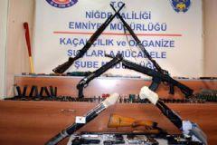 Niğde'de Operasyon: 20 Gözaltı