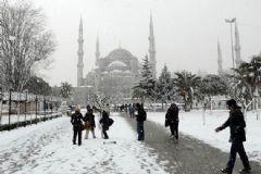 İstanbul Büyükşehir Belediyesi'nden Kar Raporu