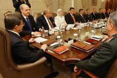 Çankaya'daki Güvenlik Toplantısı'ndan İlk Açıklama