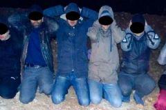 Kilis'te ve Gaziantep'te 10 IŞİD'li Yakalandı