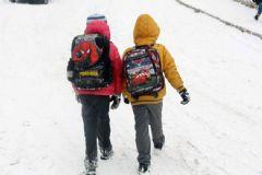 5 Ocak Salı Günü Hangi İllerde Okullar Tatil
