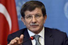 Davutoğlu'ndan Mülteci Açıklaması